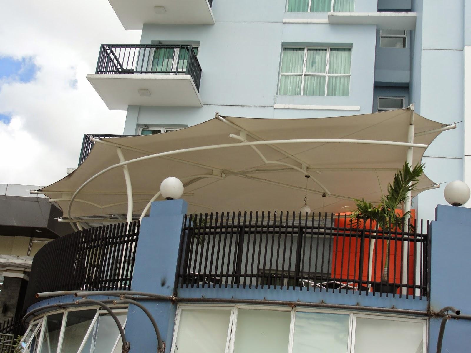 Hasil gambar untuk tenda membrane