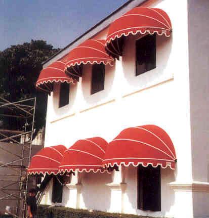 Hasil gambar untuk canopy kain